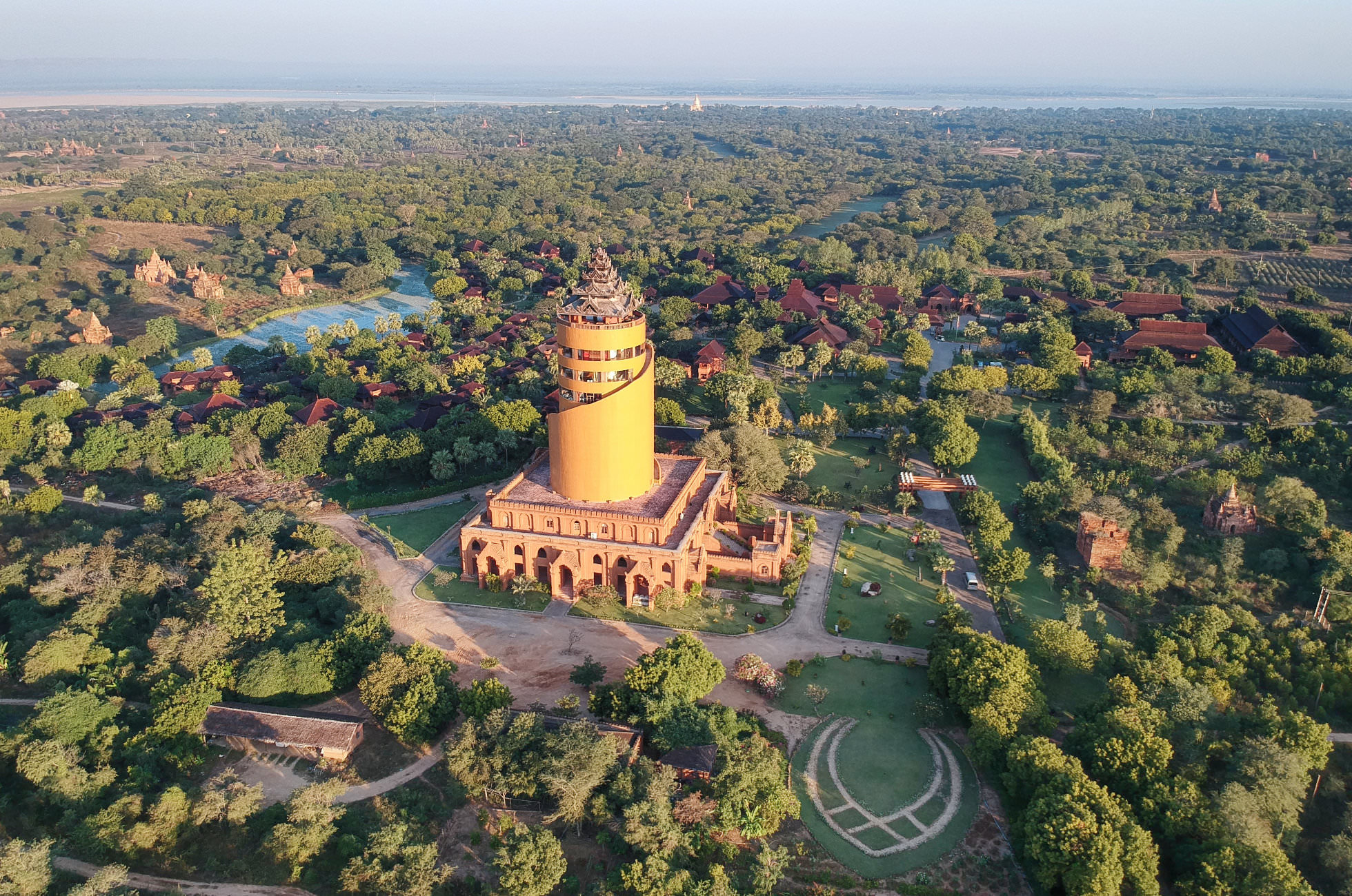 Bagan Tower