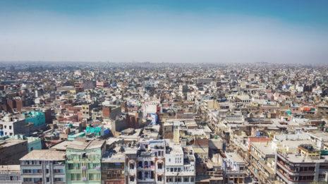 Delhi: Eintauchen in das 26 Millionen Menschen Moloch