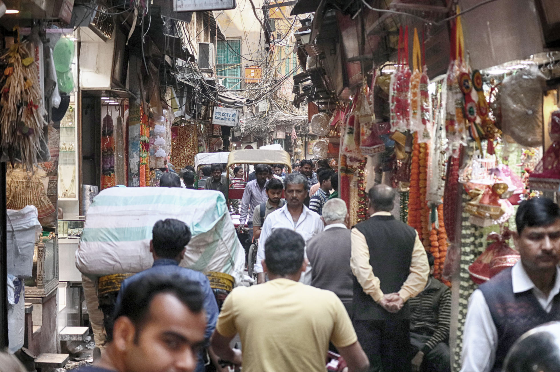 Straße Neu Delhi