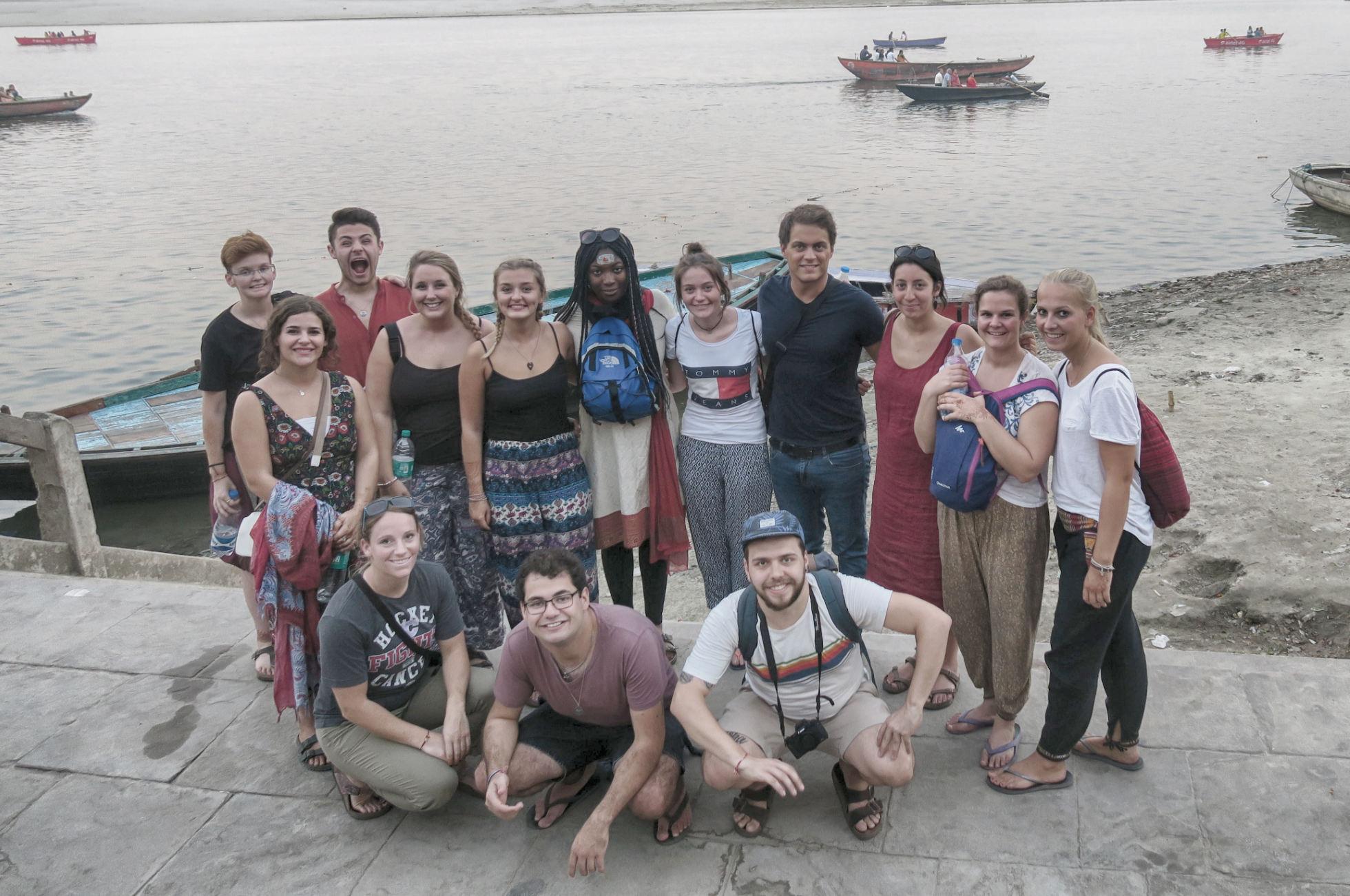 Drei Wochen Indien Reisegruppe GAdventures