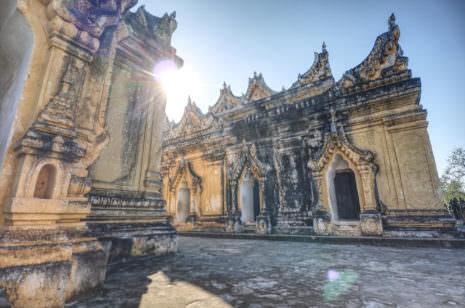 Inwa Tempel
