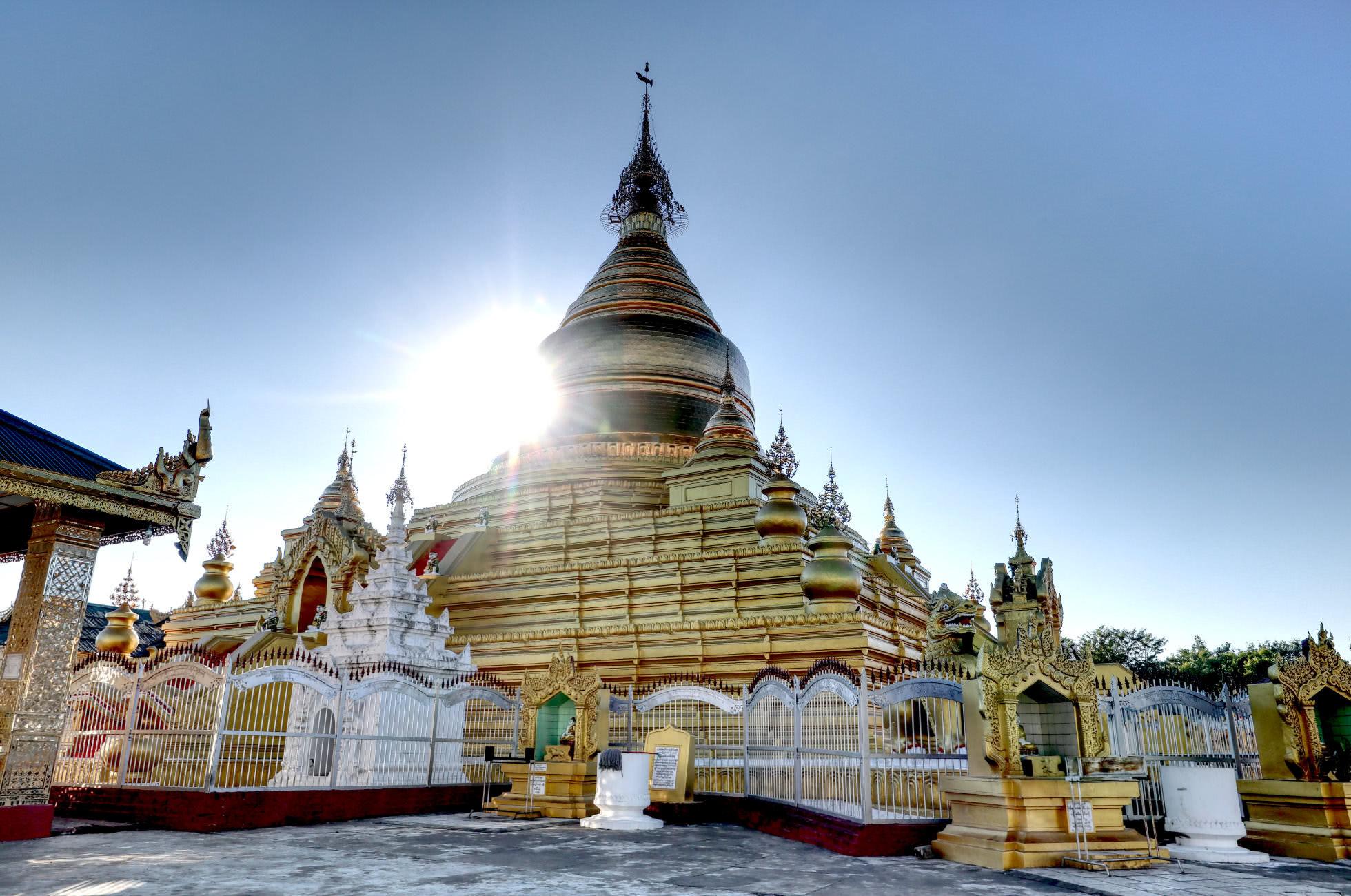 Tempel Mandalay Myanmar