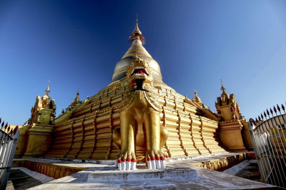 Kuthodaw-Pagode