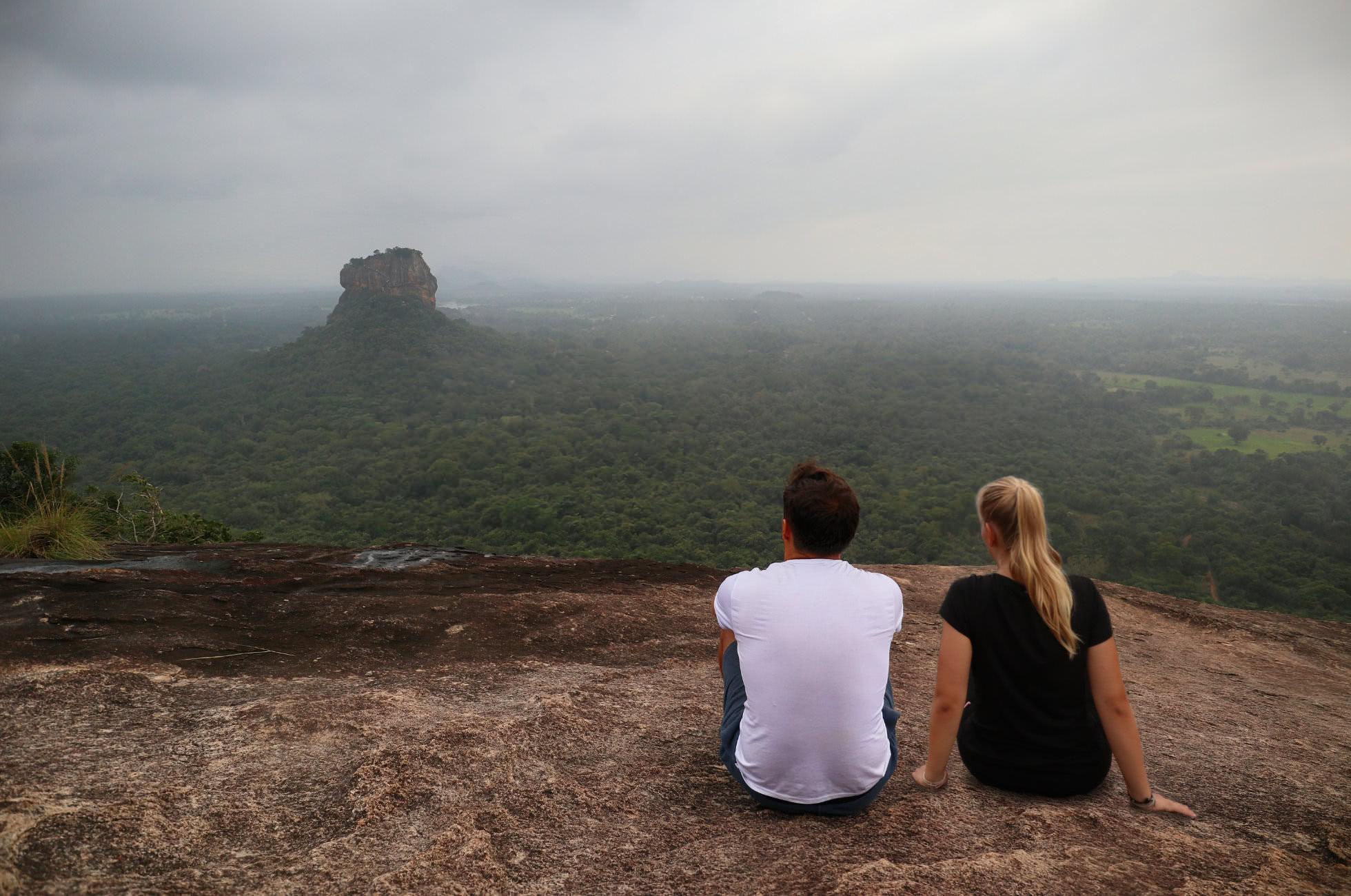 Lions Rock Sigiriya