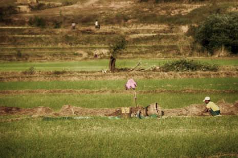 Wanderung Myanmar