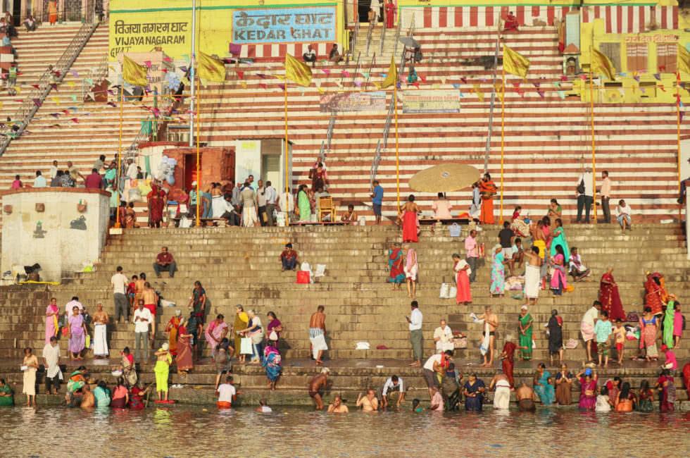 Ganges Varanasi