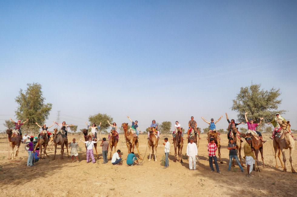 Kamelreiten Jaisalmer