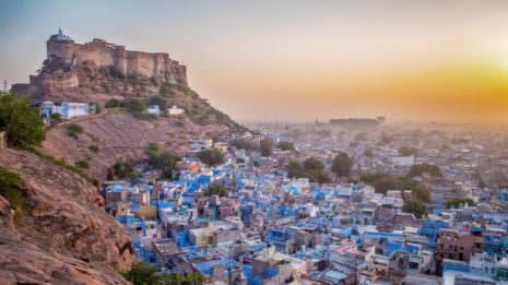 Die Städte der Farben: Jodhpur, Udaipur und Jaipur