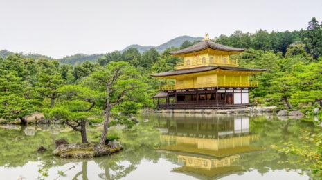 Kyoto: Die einstige Hauptstadt Japans