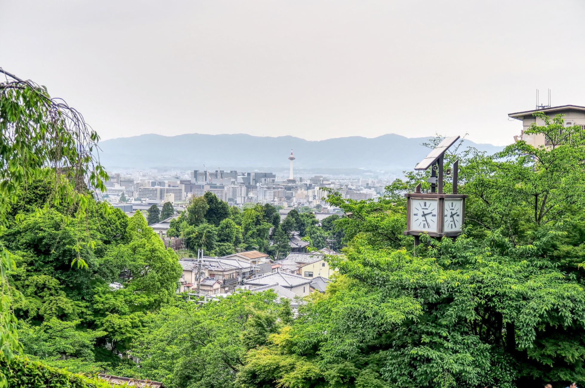 Ausblick Kyoto