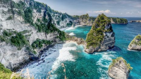 Nusa Penida: Das gemütliche Inselparadies bei Bali
