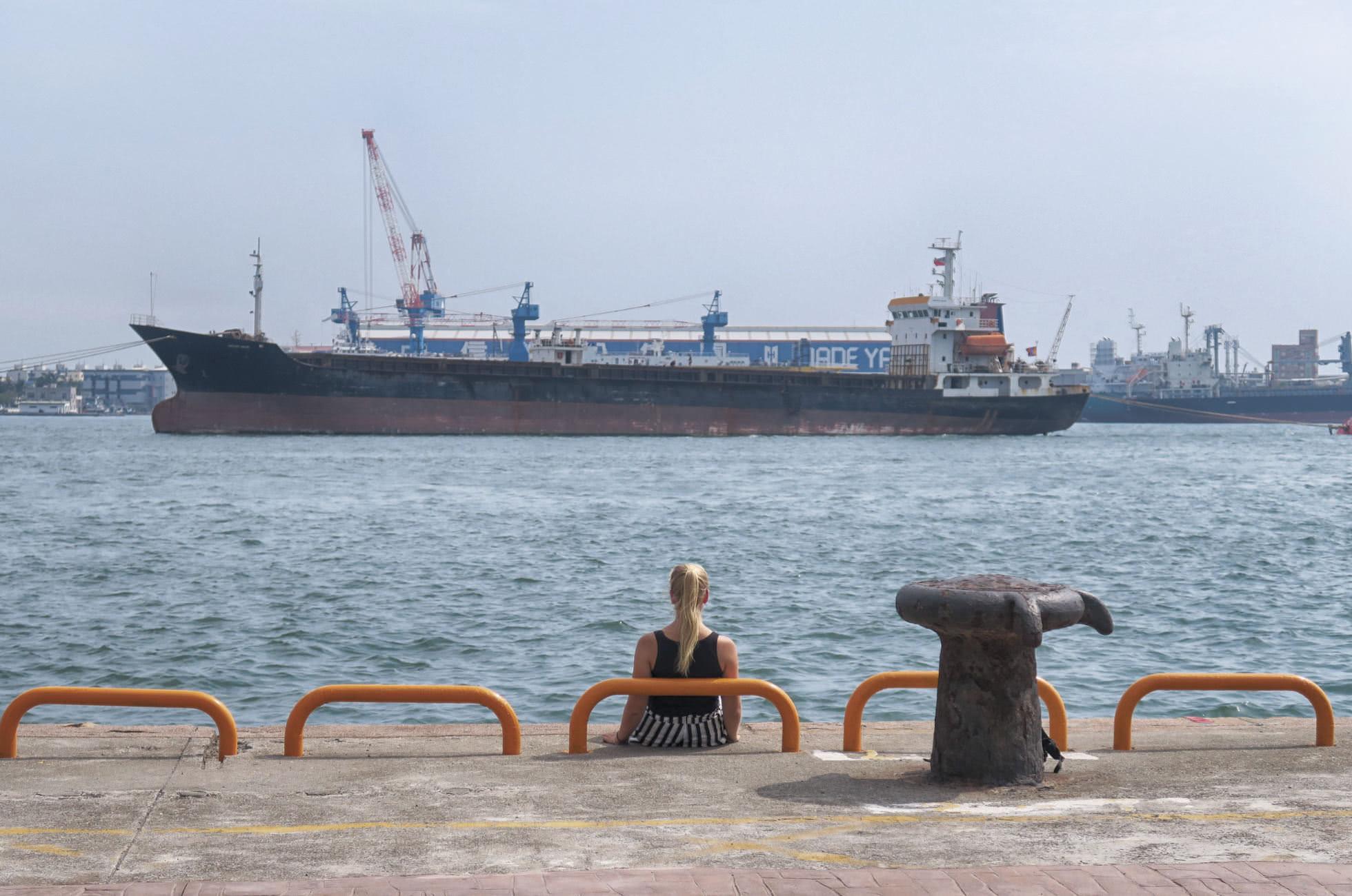 Hafen Kaohsiung