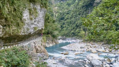 Der Taroko Nationalpark: Wandern in Taiwan