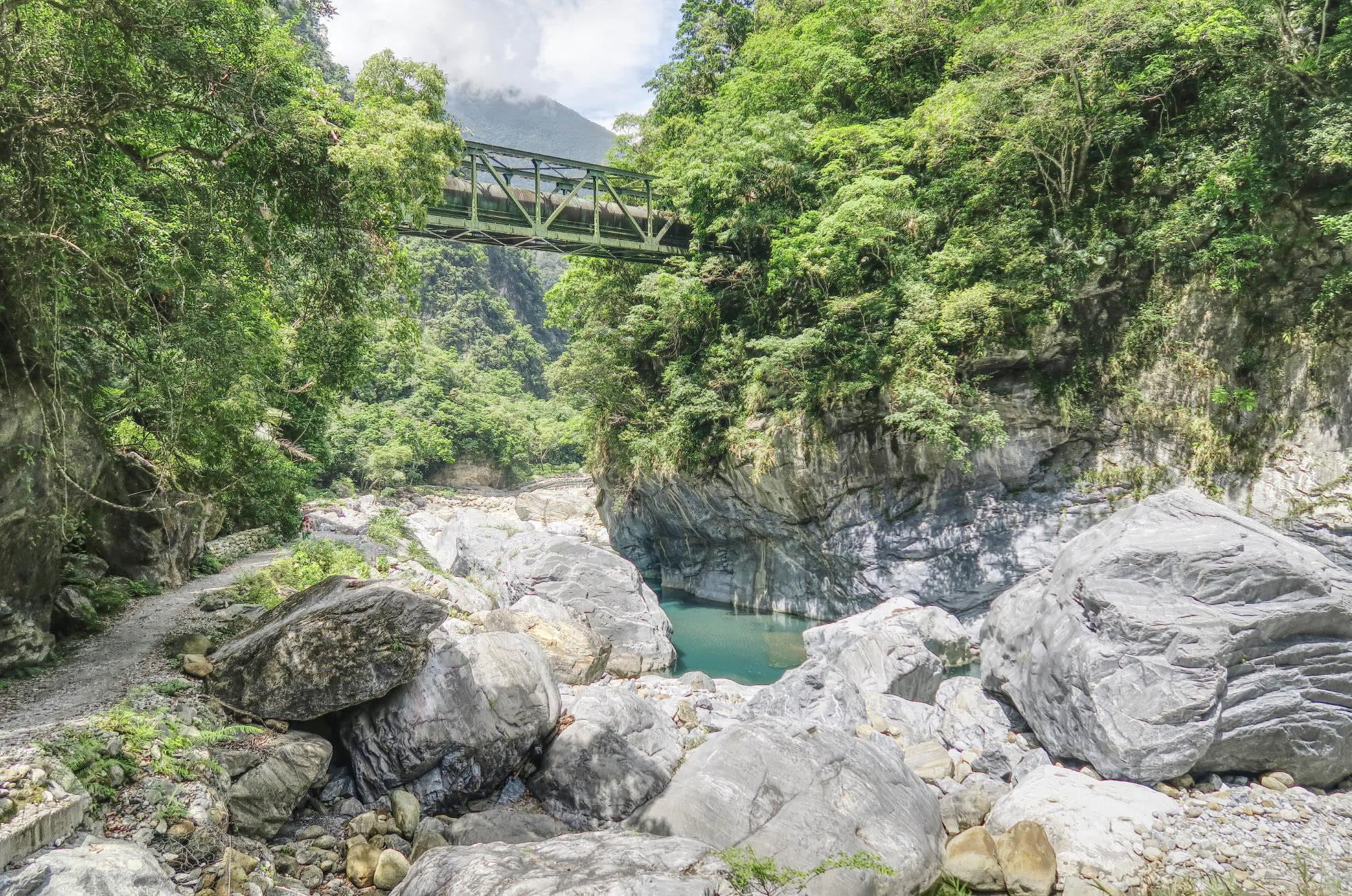 Taroko Nationalpark Wandern