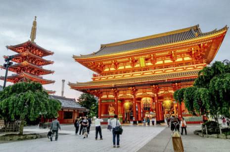 Senso Ji Tokio
