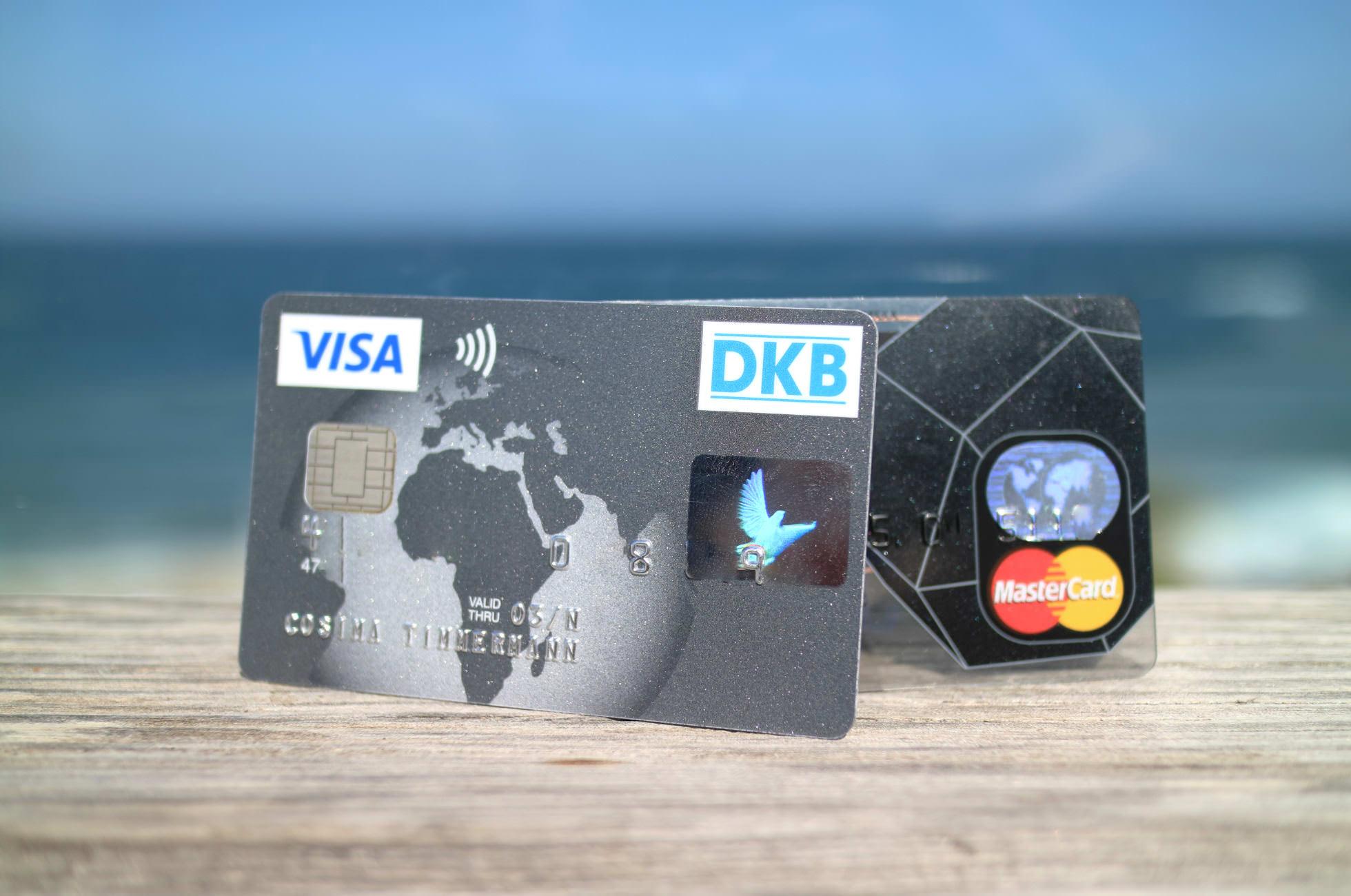 Reisekreditkarten