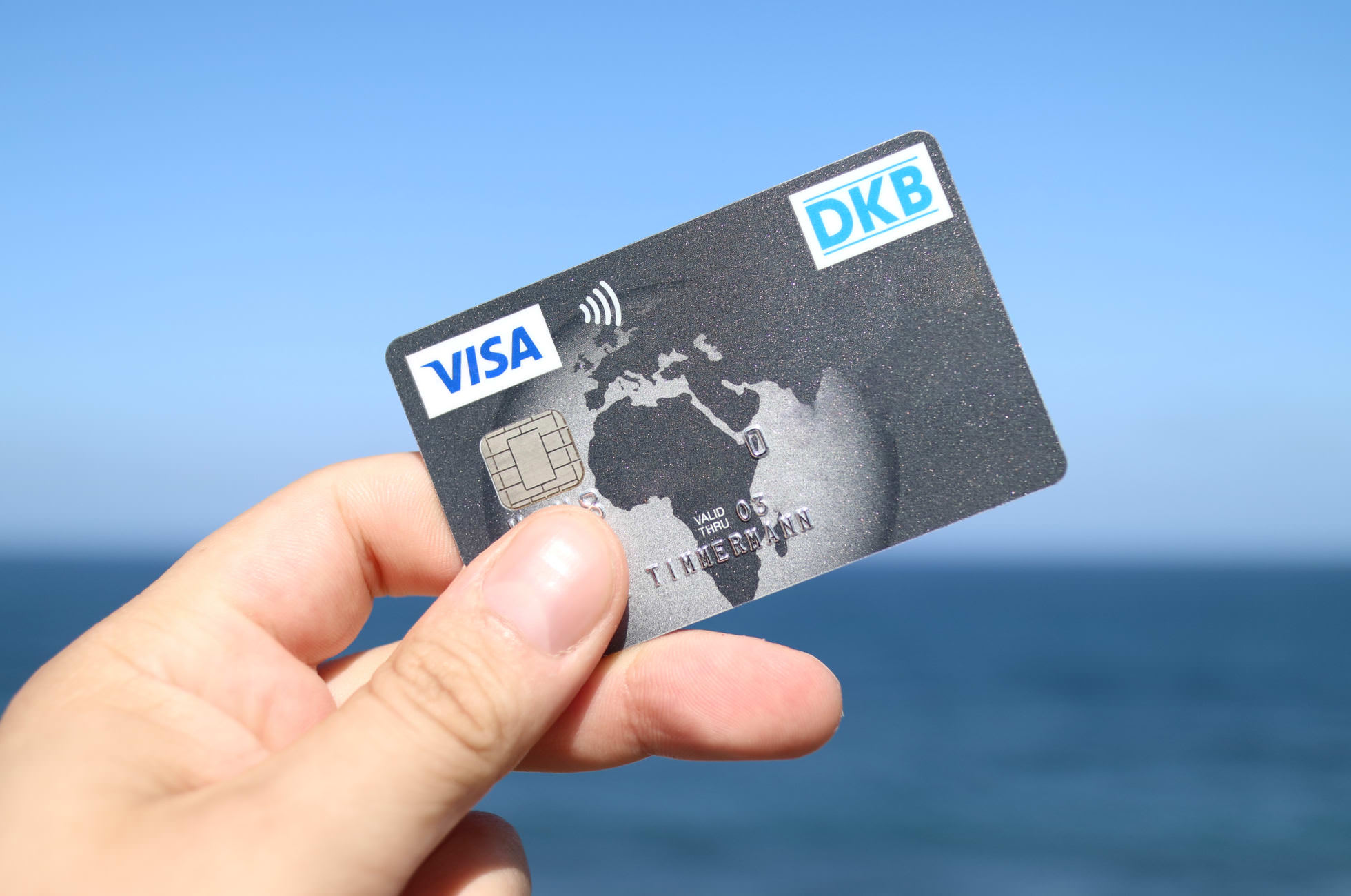 DKB-Kreditkarte Reisen