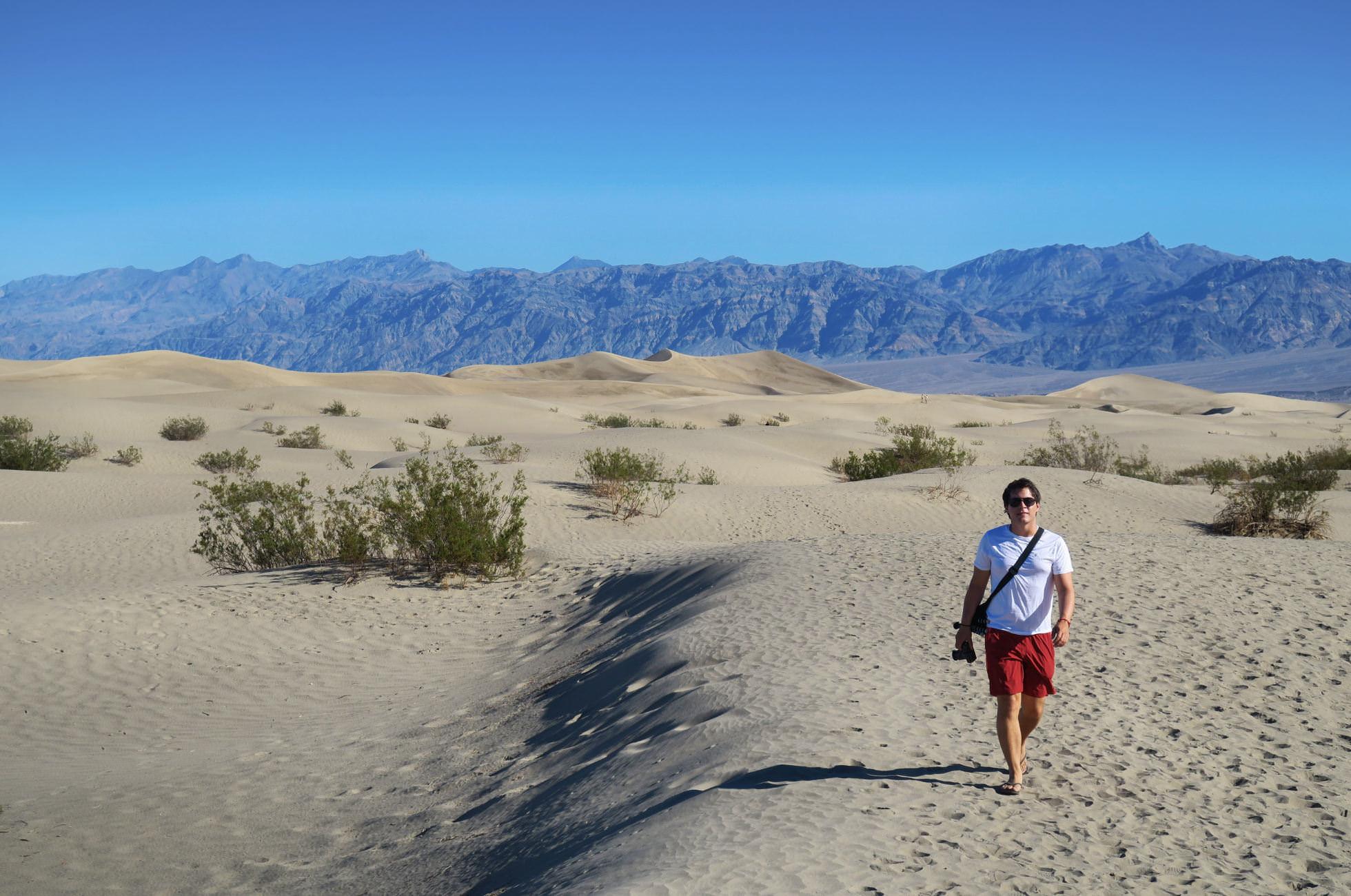 Death Valley Desert Wüste Tal des Todes