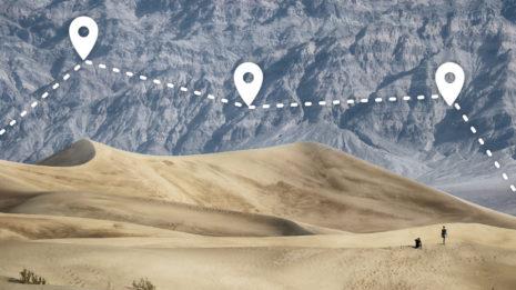10 Monate um die Welt: Das war unsere Weltreise-Route