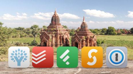 Welche Apps und Tools helfen mir bei meiner Weltreise?