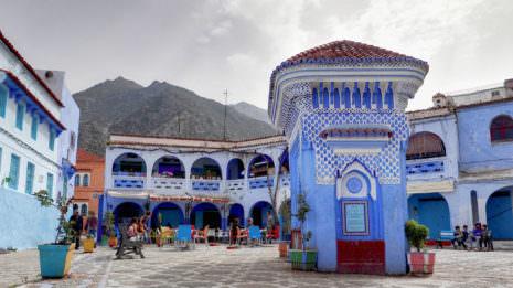 Chefchaouen: Die blaue Stadt