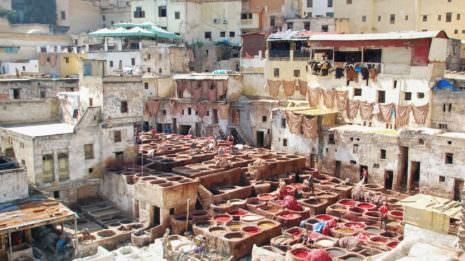 Fez: Ein Labyrinth aus zwanzigtausend Gassen