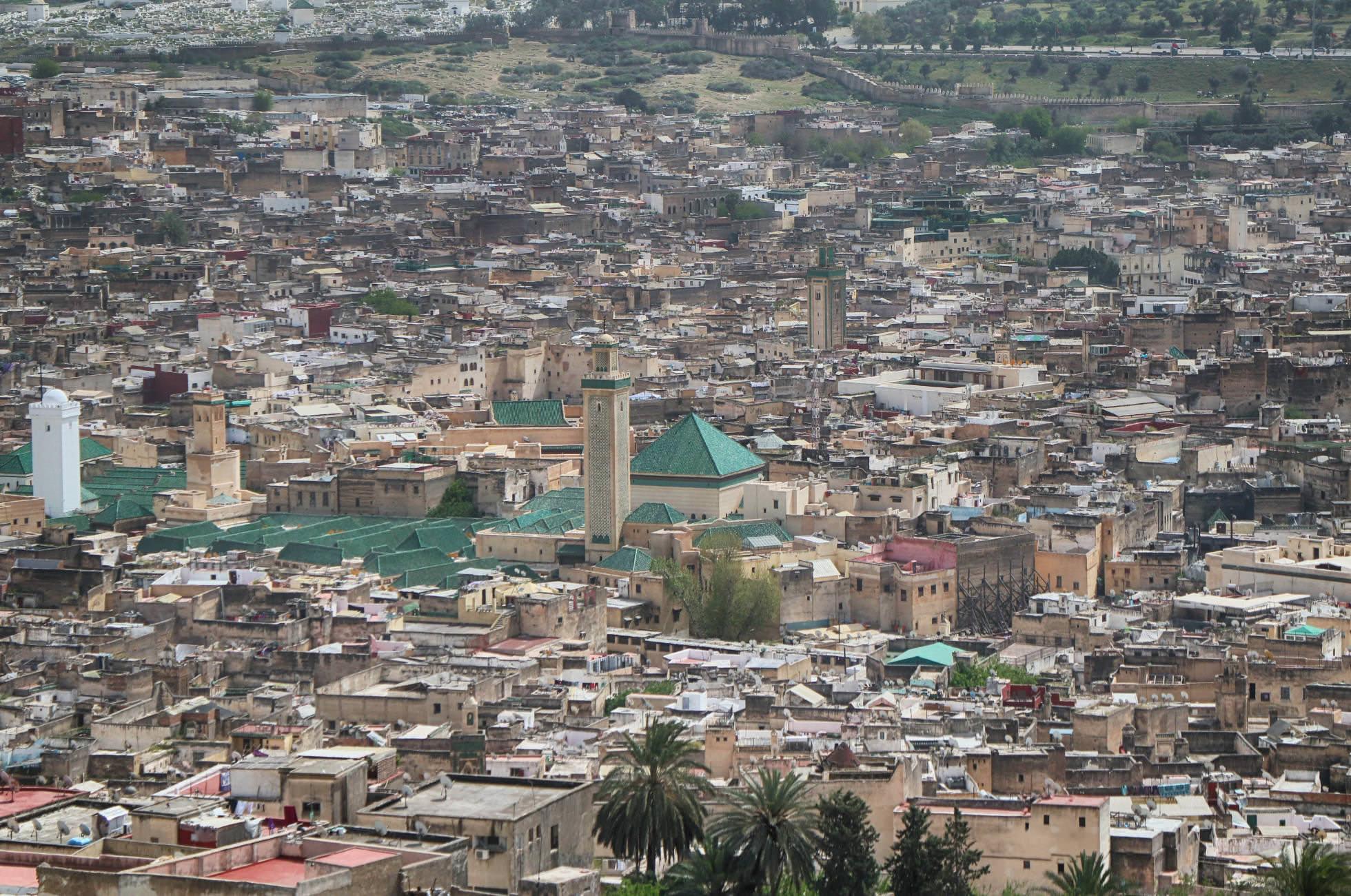 Die Medina von Fez