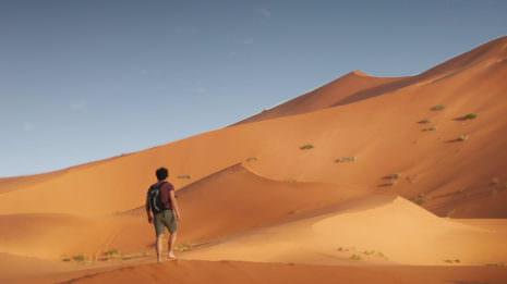 Merzouga: Ein Hauch Sahara in Marokko