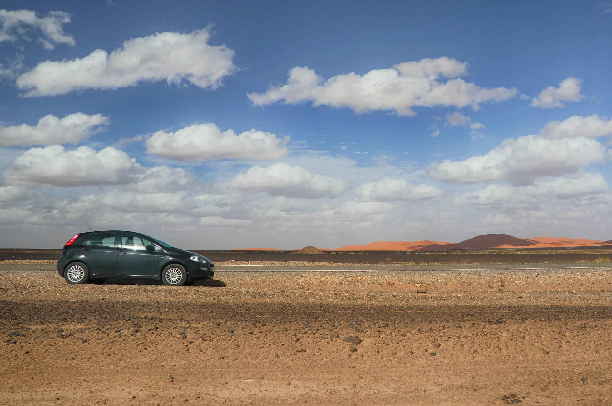 Mietwagen Marokko