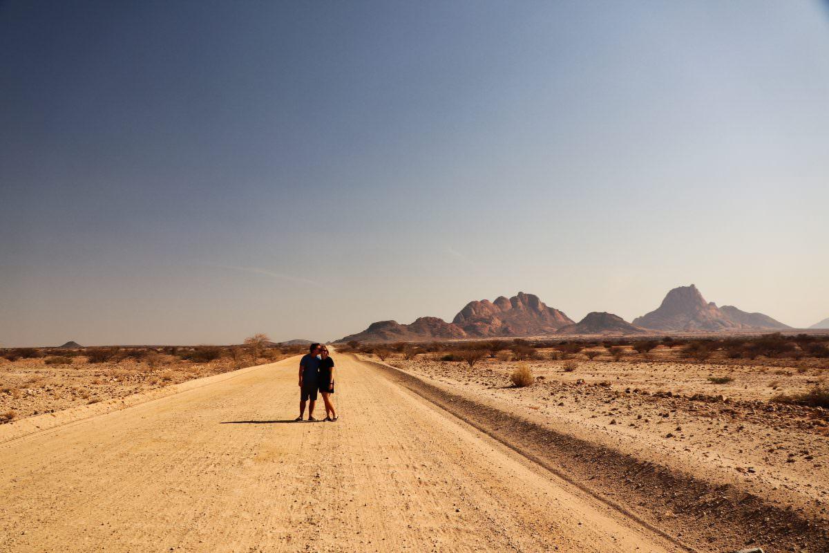 Rundreise durch Namibia und Südafrika
