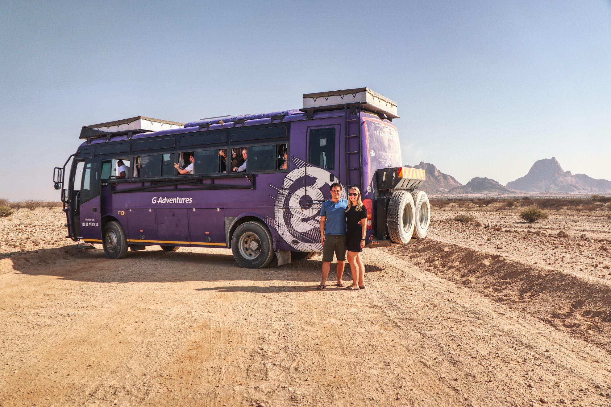 GAdventures Rundreise Südafrika Namibia